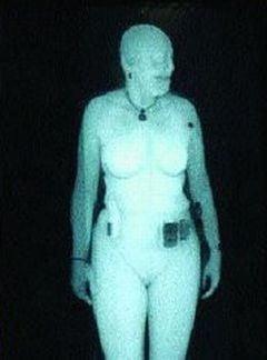 S-a inventat camera de filmat care vede pe sub haine