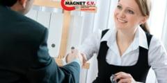 S-a lansat Magnet CV, cea mai noua platforma de locuri de munca din Mures, Sibiu si Cluj