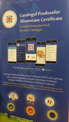 S-a lansat o aplicatie prin care poti gasi, in timp real, produse alimentare certificate calitativ, in zona in care te afli