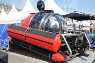 S-a lansat prima limuzina-submarin (Galerie foto)