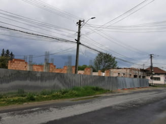 S-a redeschis santierul la sediul Primariei Sambata de Sus. Investitie de 446.000 euro