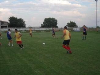 S-a reunit lotul echipei FC Panciu