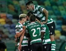 S-a scris istorie in fotbalul portughez: Sporting e din nou campioana, dupa 19 ani. Amintiri cu Boloni si Ronaldo