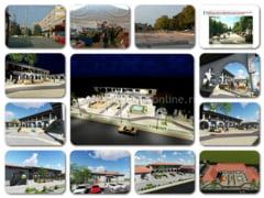 S-a semnat contractul de lucrari pentru Piata Centrala Calarasi