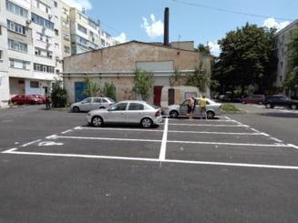 S-a simplificat procedura pentru rezervarea locurilor de parcare din municipiul Braila