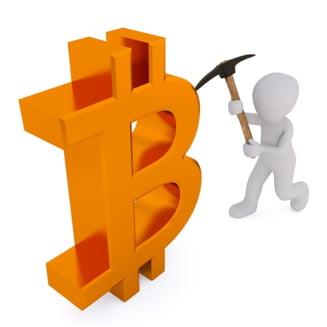 S-a spart bula? Bitcoin s-a devalorizat cu aproape 20% in ultima saptamana