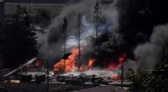 S-a stabilit cauza probabila a incendiului de la Buhusi