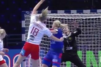 S-a stabilit prima semifinalista de la Campionatul European de handbal feminin. Ar putea fi adversara Romaniei