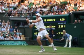 S-a stabilit primul finalist de la Wimbledon dupa un meci ce a durat peste sase ore