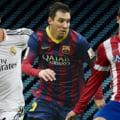 S-a stabilit programul Primerei Division: Cand se va juca El Clasico
