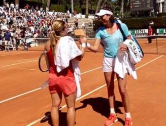 S-a stabilit si a doua semifinala din turneul de la Roma