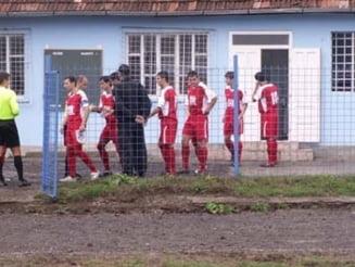 S-a terminat cu fotbalul sub Magura