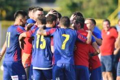 S-a tras la sorti programul din Liga 3: FCSB - Steaua, in etapa a doua
