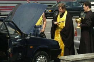 S-a updatat molitfelnicul, poftiti cu masina la sfestanie (Opinii)