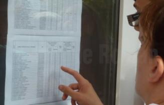 S-au afisat rezultatele repartizarii computerizate la liceu. 11 candidati nerepartizati in Neamt