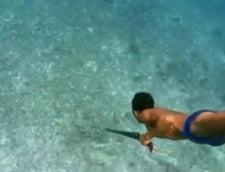 S-au descoperit primii oameni care au o adaptare genetica pentru scufundari. Iata unde traiesc
