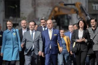 S-au incheiat negocierile pentru formarea Guvernului. Pro Romania nu voteaza Cabinetul Orban. Joi aflam cine sunt ministrii propusi de PNL