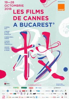 S-au pus in vanzare biletele pentru Les Films de Cannes a Bucarest 2018. Vezi programul complet