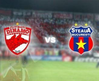S-au pus in vinzare biletele pentru Dinamo - Steaua