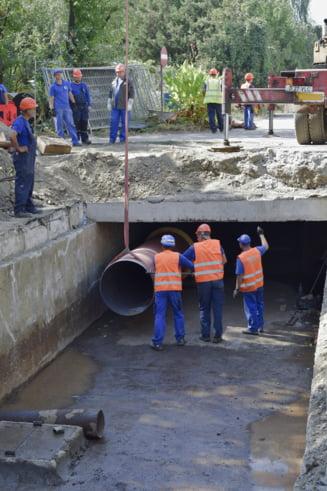 S-au reparat sub 3% din tevile uzate ale RADET. Ce zone au ramas cu risc si explicatiile autoritatilor din Bucuresti