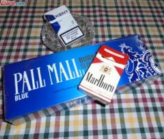 S-au schimbat pachetele de tigari: Cum arata si ce mesaje trebuie sa contina