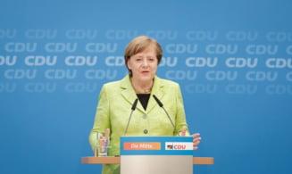 """S-au stricat relatiile? Partidul lui Merkel nu mai considera SUA """"prieten"""""""