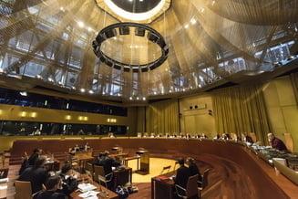 S-au terminat pledoariile la CJUE in procesele privind Sectia Speciala si MCV: Avocatul general isi va publica concluziile pe 31 martie