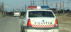 S-au tras focuri de arme langa Timisoara. Urmarire ca-n filme pentru prinderea unui tanar care a sfidat Politia