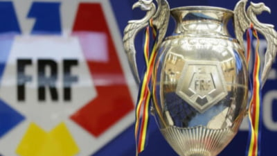 S-au tras la sorți optimile Cupei României. Deplasări complicate pentru FCSB și Dinamo. Programul complet