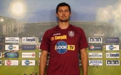 SCANDAL! Gabriel Tamas, dat afara de CFR Cluj, dupa numai o saptamana de contract!