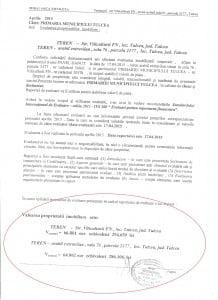 """SCHIMB DUBIOS DE TERENURI: """"PROIECTUL INITIAT DE HOGEA E CAZ DE PUSCARIE! """""""
