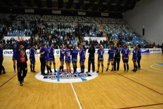SCM Craiova, invinsa din nou clar in grupele Cupei EHF