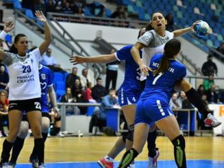 SCM Craiova a debutat cu victorie in Cupa EHF