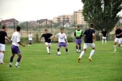 "SCM Pitesti, meci contra ""lanternei rosii"""