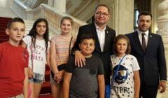 SENATOR MATEI CONSTANTIN BOGDAN: Activitatea parlamentara in primul an de mandat