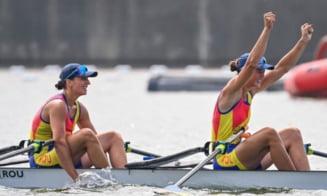 SENZAEsIONAL: O botosaneanca de 22 de ani a castigat prima medalie de aur pentru Romania la Jocurile Olimpice de la Tokyo - VIDEO & GALERIE FOTO