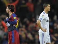 SMS-uri intre Messi si Cristiano Ronaldo. Iata ce-si scriu ce mai buni jucatori ai lumii