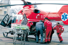 SMURD si-a marit flota de elicoptere