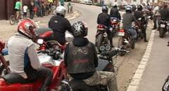 SOLIDARITATE Aproape 7.000 de motociclisti asteptati la comemorarea motociclistului mort la Sanzieni
