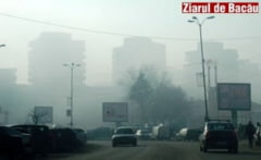 """STUDIU: Aerul din Bacau este irespirabil. In ce cartiere se """"sufoca"""" cel mai mult bacauanii"""