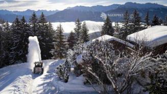 STUDIU: Topirea sezoniera a zapezii din Alpi are loc mai devreme, pe fondul schimbarilor climatice