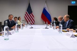 SUA și Rusia, dispute pe tema numărului de diplomați pe care îi are fiecare țară