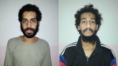 SUA: Doi jihadisti ai gruparii Stat Islamic supranumiti 'The Beatles' au pledat nevinovat