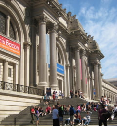 SUA: Posturi desfiintate, angajati in concediu fara plata si plecari voluntare de la Muzeul Metropolitan de Arta din New York