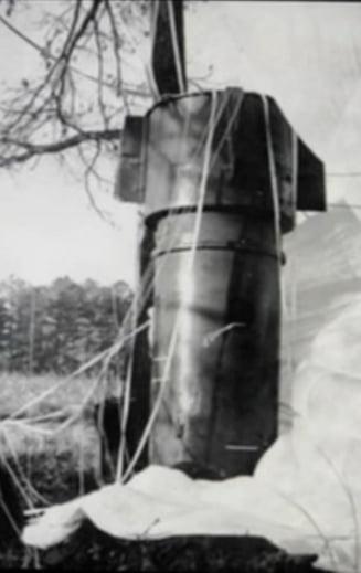 SUA, aproape de o catastrofa nucleara - bombe nucleare au atins pamantul