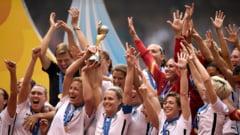 SUA, noua ''regina'' a fotbalului feminin mondial