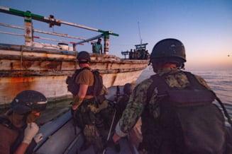 SUA/Iran: Un distrugator american a venit in ajutorul unui vas iranian, aflat in dificultate
