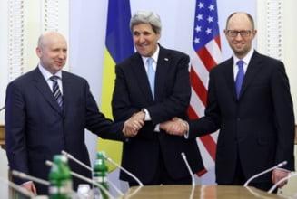 SUA acuza Moscova si promit ajutor Kievului: Ucraina sa recupereze ce i s-a furat!