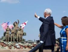 SUA acuza Rusia de ingerinte in Ucraina, sustinerea regimurilor din Iran, Siria si Coreea de Nord