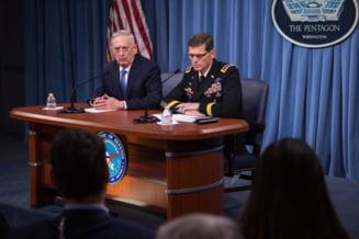 SUA ameninta Coreea de Nord cu un raspuns militar masiv: Exista multe optiuni pentru anihilarea totala